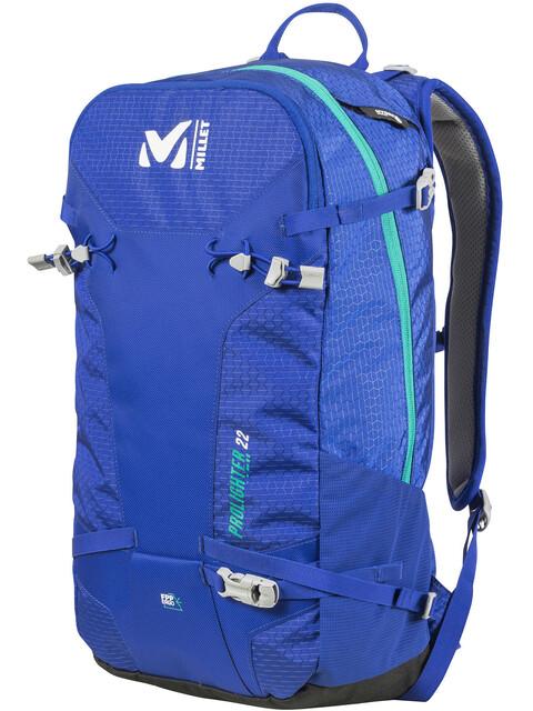 Millet Prolighter 22 Backpack purple blue
